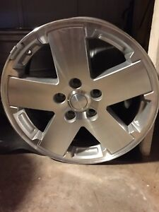 Jeep Wrangler Factory 18 inch rims x 5