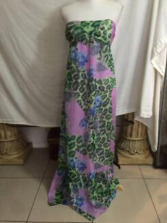 Mooloola Maxi Dress Size 14 Hardly Worn