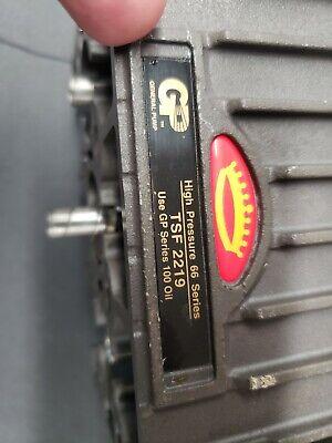 New General Interpump Tsf-2219 Drive-end