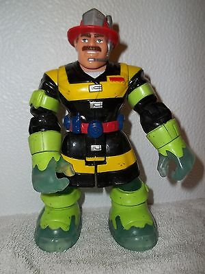 Rescue Heroes Fireman Figure or Cake Topper