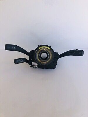 09-12 AUDI A5 S5 S4 A4 B8 STEERING COLUMN SWITCH WITH CLOCK SPRING OEM