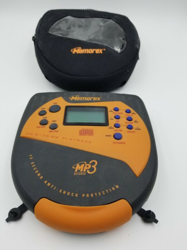 Memorex Mpd8810 Mp3 Decoder cd player