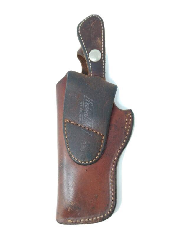 Vintage Federal Man Bucheimer 330 Leather Holster