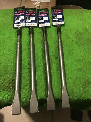 Bosch Hs1420 - 34 In. X 10 In. Sds-plus Hammer Steel Chisel New