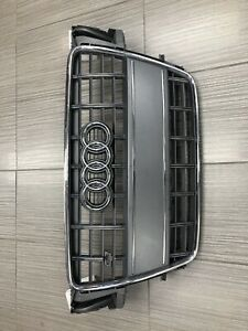 Front Grill Audi S5 Convertible OEM