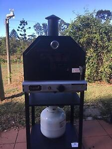 Hark Pizza Oven Oakwood Inverell Area Preview