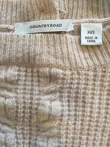 Country Road XXS jumper Collinswood Prospect Area Preview