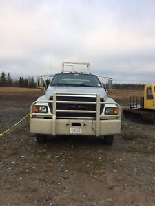 2002 ford f 750
