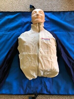 Laerdal Little Anne Cpr Manikin With Carrying Bag