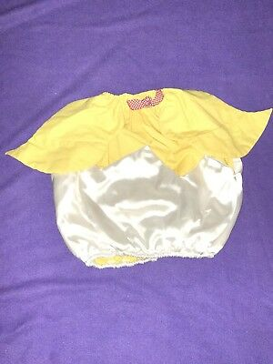Mullins Square Kids Baby Chick hatching 4rm Egg Halloween Costume Birth to 25lbs - Baby Birth Halloween Costume