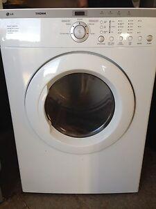 LG Tromm Front Load Dryer!!!!