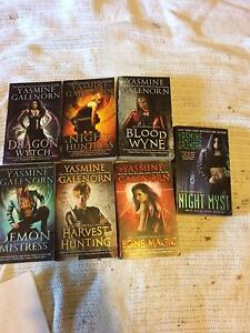 Yasmin galenorn otherworld/sisters of the moon series Bayswater Bayswater Area Preview