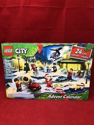 NEw Lego City Advent Calendar (60268) New 2020 (342 Pieces)
