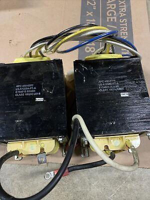 Pair of 2 Transformer APC 5000VA 430-0377 and 430-0378