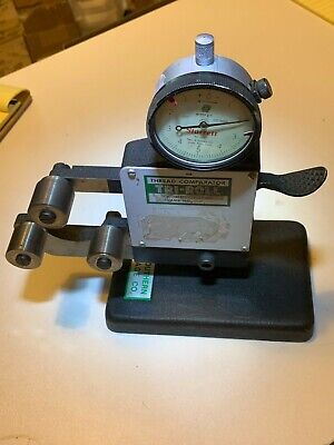 Southern Gage- Tri Roll Thread Comparator With Starrett Indicator
