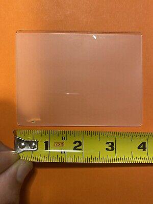 Thermal Laminating Sheets 50 10mil 3x4