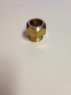 Item 443-welding Torch Tip Nut Oxweld