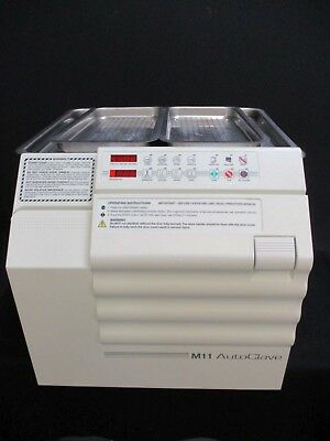 Ritter M11 Gen 1 Autoclave Cbet Tested Fully Refurbished 90-day Warranty