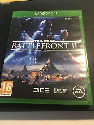 Star WarsBattlefront II (Microsoft Xbox One, 2017)