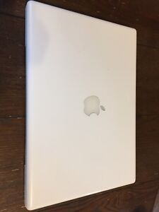 2011 MacBook With power adapter
