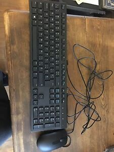 Brand new dell keyboard and mouse