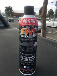 FW1 - Waterless Cleaning Wax Melbourne CBD Melbourne City Preview