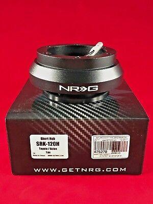 NRG Steering Wheel Short Hub SRK-120H CELICA SUPRA CRESSIDA 4RUNNER MR2 YARIS