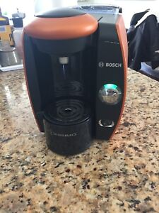 Tassimo (with water filter) FREE