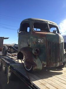 1947 ford cabover/coe
