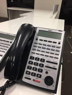 NEC SL1100 complete phone system excellent condition.