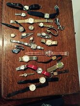 Assorted watches McLaren Vale Morphett Vale Area Preview