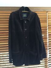 Men's Real Cow Leather Jacket Ormeau Gold Coast North Preview