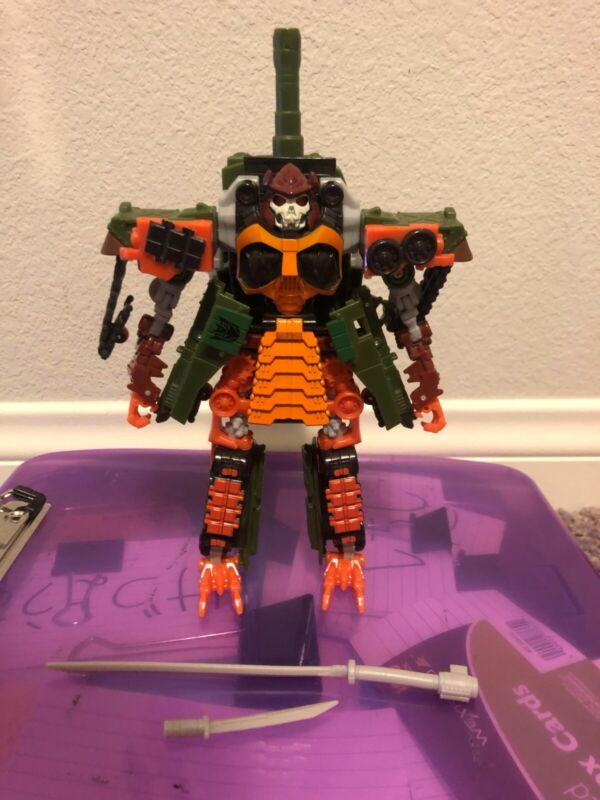 Transformers Revenge of the Fallen Voyager Bludgeon COMPLETE