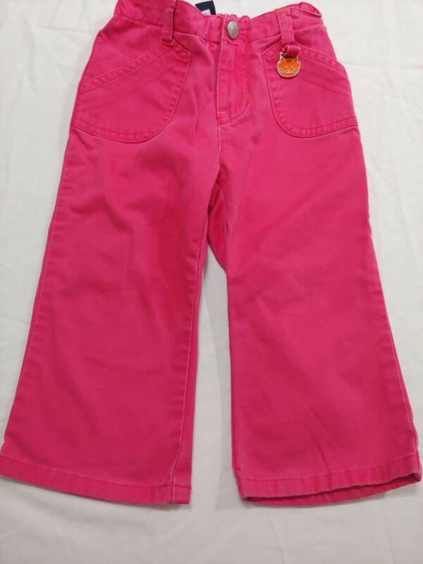 Baby Gap Toddler Girl 18-24 Months Hot Pink Pants - FREE Shipping