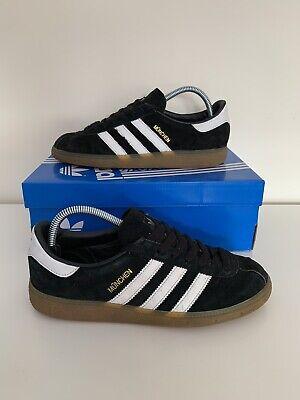 Adidas Originals Munchen Black - Size 7