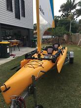 Hobie Tandem Island Kayak South Golden Beach Byron Area Preview