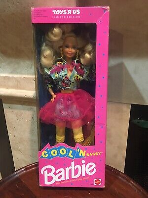 COOL 'N SASSY BARBIE - TOYS R US SPECIAL