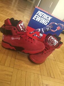 Size 8 Patrick Ewing brand new