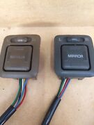 Toyota Camry Electric Mirror Switch 87 to 92 Maiden Gully Bendigo City Preview