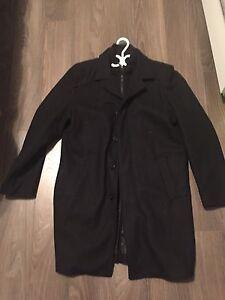 Dressman Peacoat size :44