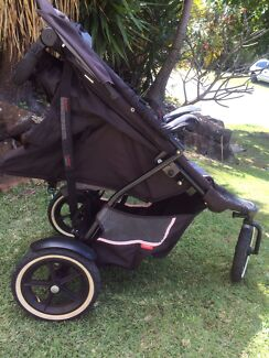Phil and Teds Dash double pram / stroller Burleigh Heads Gold Coast South Preview