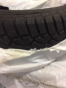 Winter tires for Toyota  Camry.