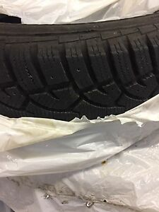 Winter and summer tires for Toyota  Camry.