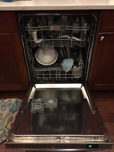 Frigidaire stainless steel dishwasher - gently used
