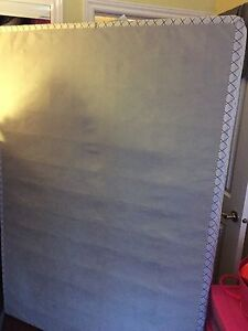 Boxspring (full bed) in mint condition