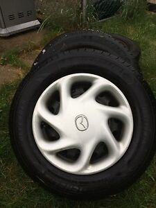 """Michelin Defender  14""""  used tires"""