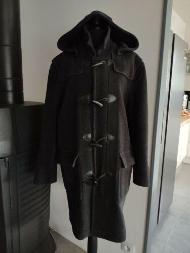 Manteau duffle-coat homme burton gris t. 50