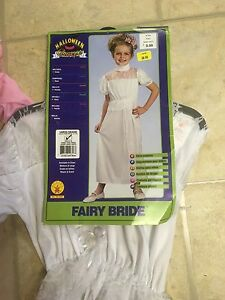 Fairy bride costume