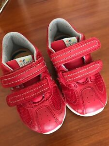 GEOX shoes for toddlers -barely used