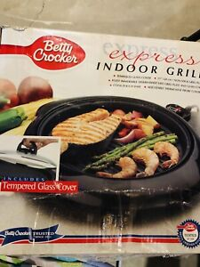 Indoor grill , like new